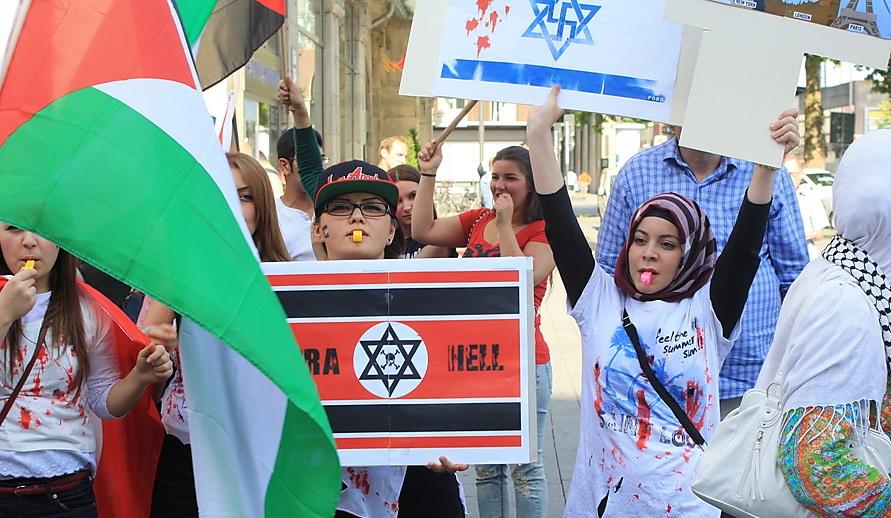Отношение к евреям в израиле