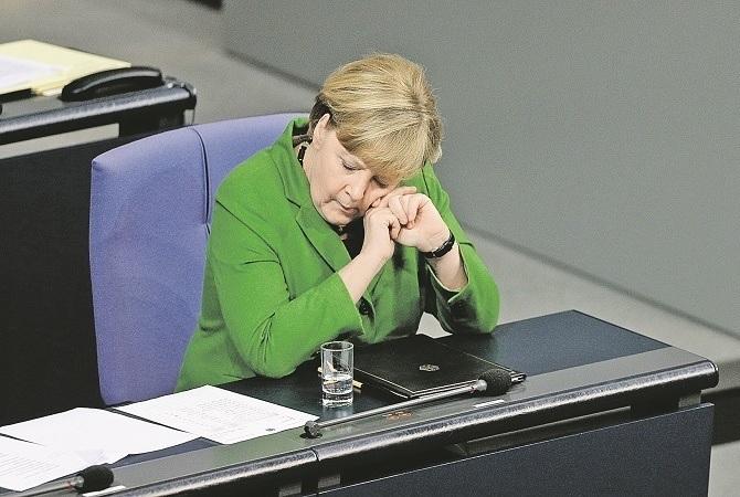 New York Times: После Обамы «главным врагом Кремля» станет Меркель