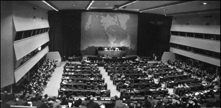 Заседание Совбеза ООН по вопросу Палестины, 1947 г.
