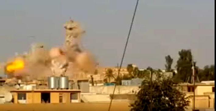 ИГИЛ взорвал гробницу Даниэля в Мосуле