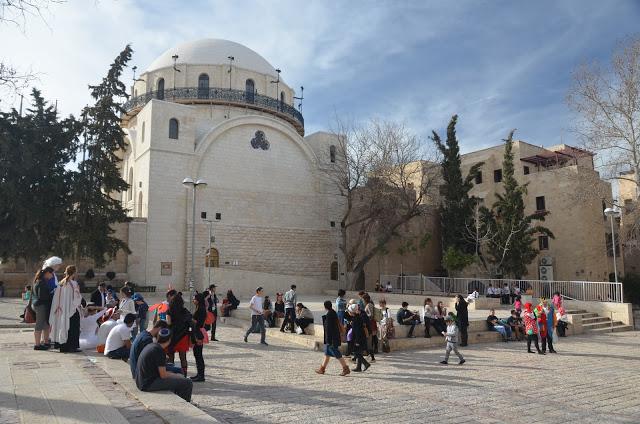 Image result for Hurva Synagogue