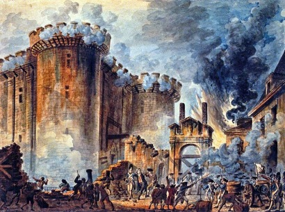 Картинки по запросу разрушение бастилии